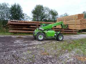 Saegewerk Harrer Holz in Ascholding