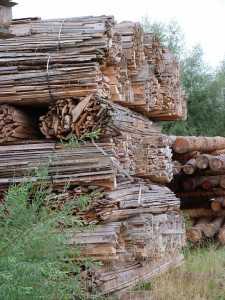 Produktpalette Saegewerk Harrer Holz in Ascholding